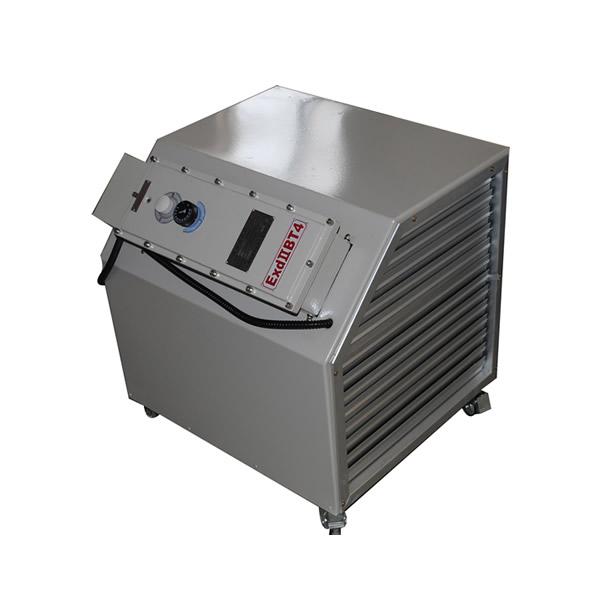 防爆电暖风机_防爆移动式暖风机 - 无锡玛德安防爆电器有限公司
